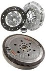 DUAL MASS FLYWHEEL DMF CLUTCH KIT CITROEN C4 PICASSO 2.0 HDI 138